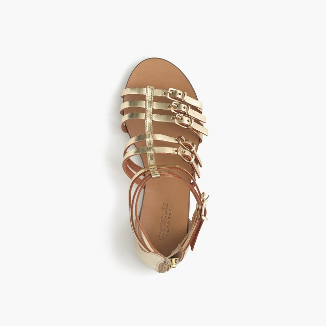 Girls' Milano gladiator sandals