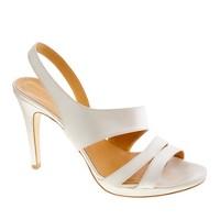 Georgine platform heels