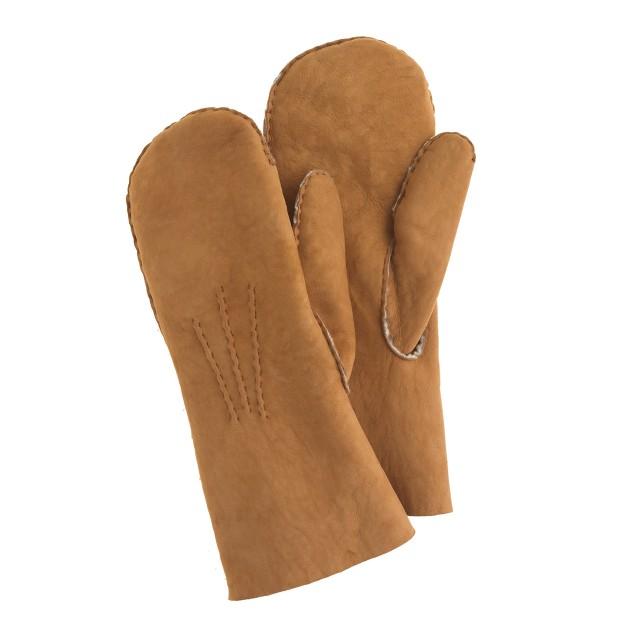 Chester Jefferies mittens