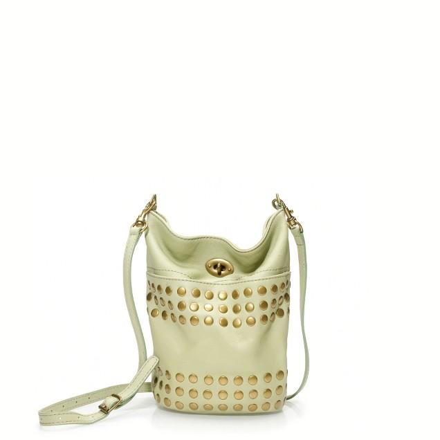 Lockwood studded bucket bag