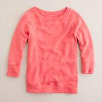 Sun-drenched sweatshirt