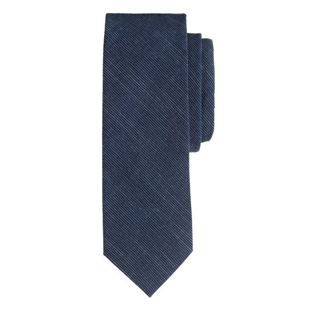 Microstripe tie