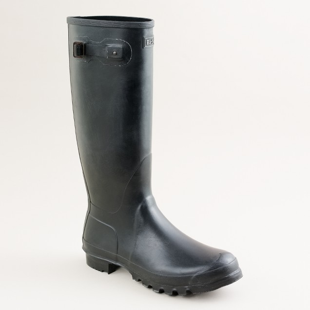 Barbour® town and country Wellington boots