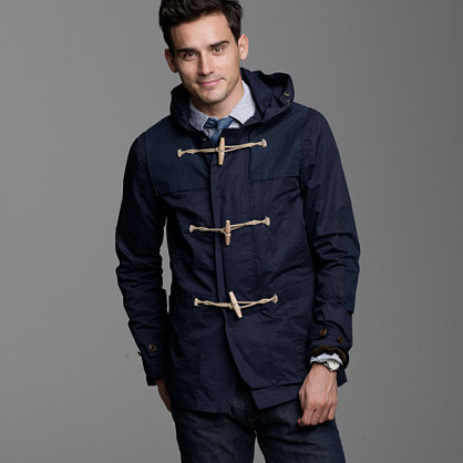 Bretton toggle coat