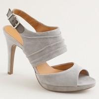 Nicola platform heels