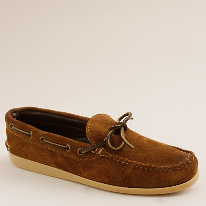 Men's Quoddy® camp moccasins