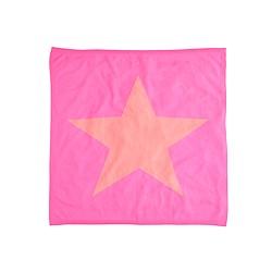 Baby cashmere blanket in star