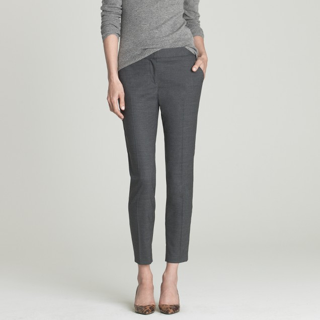 Paley pant in Italian wool