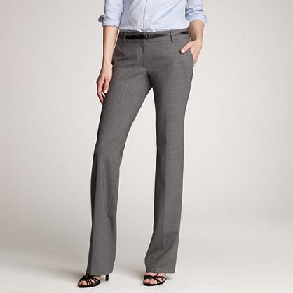 Hayward trouser in boycheck Italian wool