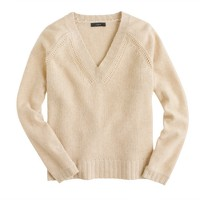 Collection cashmere mixed-stitch sweater