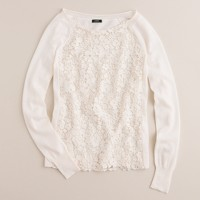 Lady lace popover