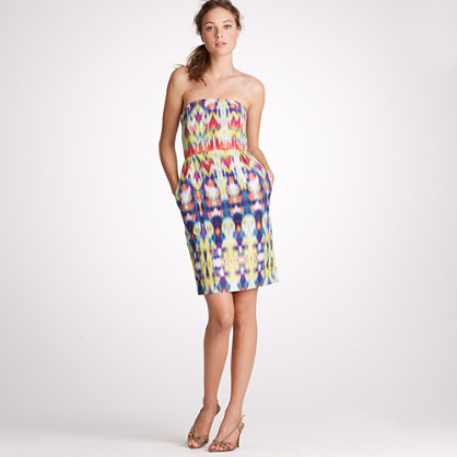 Ikat Darlene dress