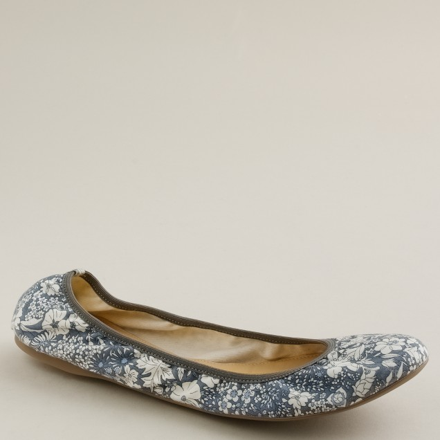 Lula ballet flats in Liberty floral