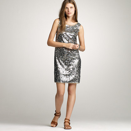 Sequin fête dress