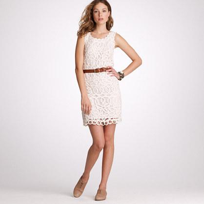 Heirloom shift dress