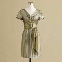 Shimmerveil dress