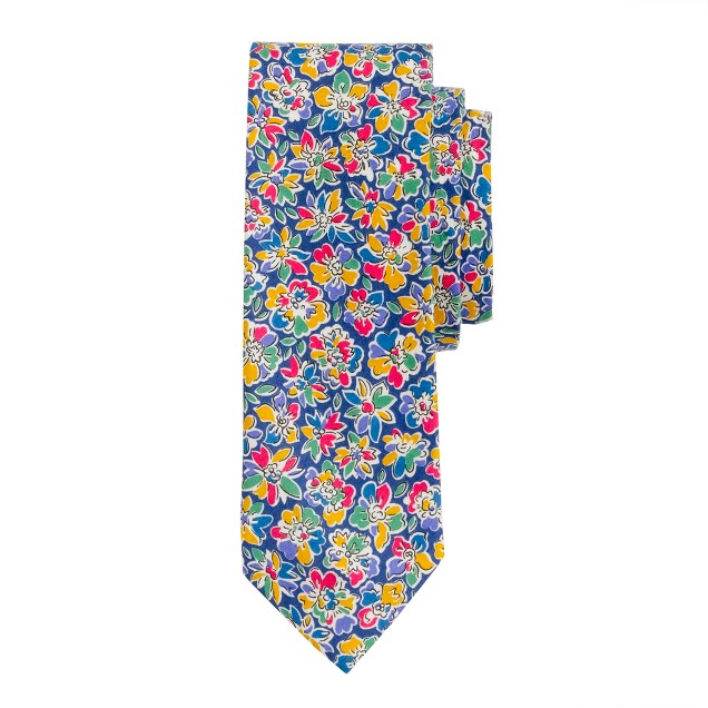 Liberty tie in Amy Hurrel floral