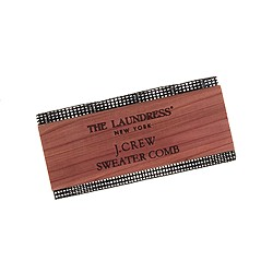 The Laundress New York® for J.Crew sweater comb
