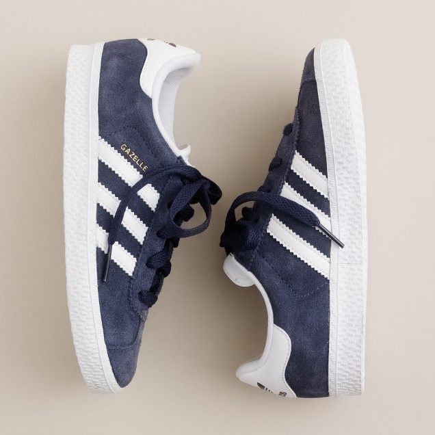 Kids' Adidas® classic Gazelle sneakers