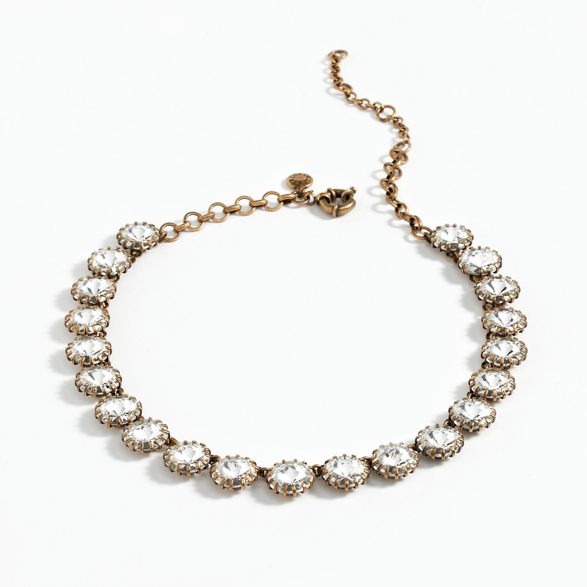 venus flytrap necklace s necklaces j crew