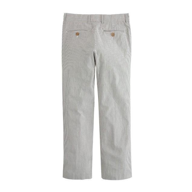 Boys' Ludlow suit pant in seersucker