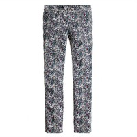 Tall Liberty toothpick jean in June's Meadow floral