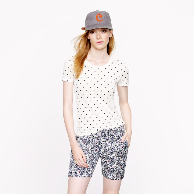 Dotted tee