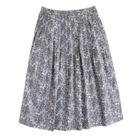 Collection Liberty skirt in sequined June's Meadow floral
