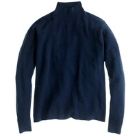 Collection cashmere mockneck sweater