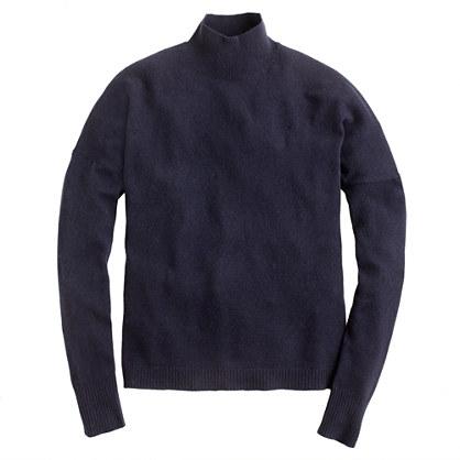 Collection cashmere mockneck sweater