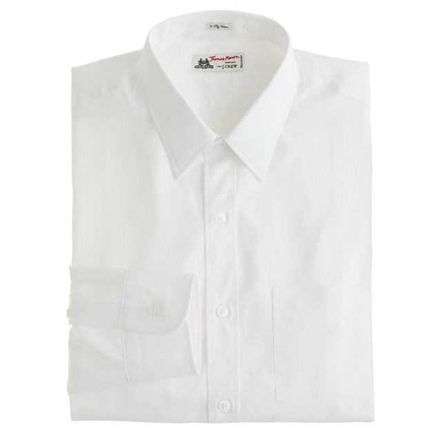 Thomas Mason® for J.Crew point-collar shirt