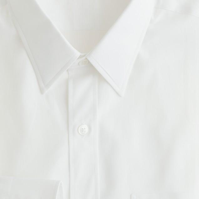 Thomas Mason® for J.Crew Ludlow point-collar shirt
