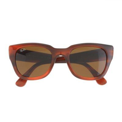 Ray-Ban cat-eye Wayfarer sunglasses : Swim Extras J.Crew