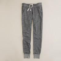 Slim knit pant