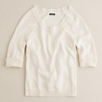 Shortcut sweater