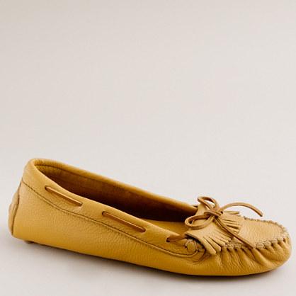 Minnetonka® deerskin moccasins