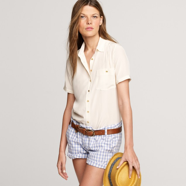 Silk Sophie blouse