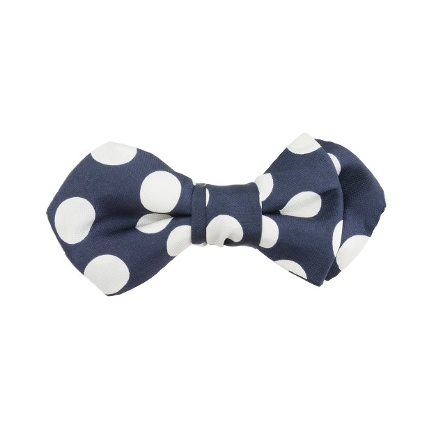 Boys' dot bow tie