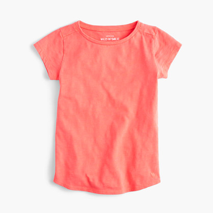 Girls' supersoft T-shirt