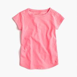 Girls' supersoft T-shirt