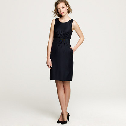 Town hall dress in Super 120s