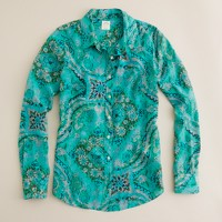 Perfect shirt in Casbah paisley