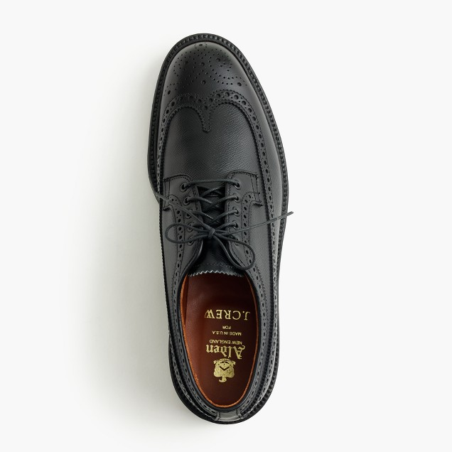 Alden® for J.Crew Alpine longwing bluchers