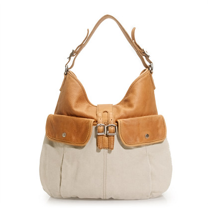 Canvas Bronwyn hobo