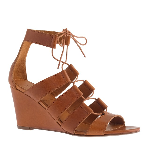 Caryn gladiator wedges