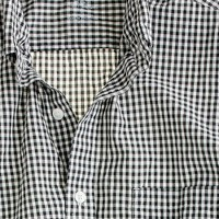 Secret Wash lightweight shirt in Fell gingham