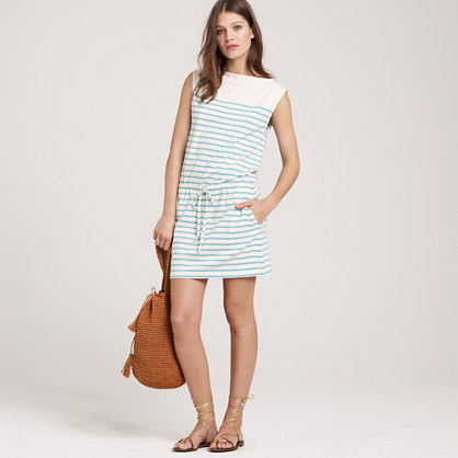 Stowaway dress