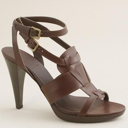 Menara high-heel sandals