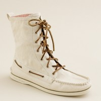 Sperry Top-Sider® Authentic Original boots in twill