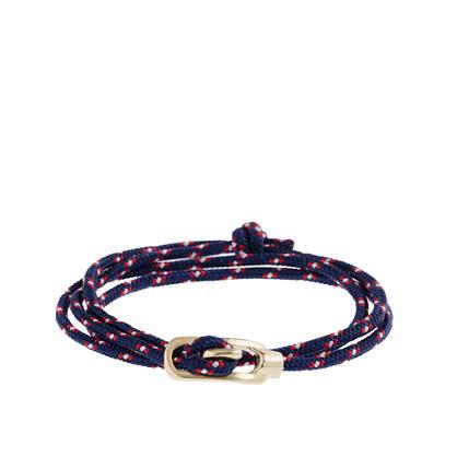 Miansai® brass clasp bracelet